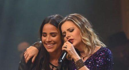 Sandy e Wanessa Camargo