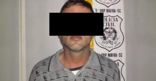 Homem é preso suspeito de estuprar sobrinha e filmar abuso
