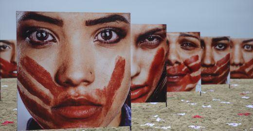 Mulheres vítimas de violência têm risco 8 vezes maior de morrer