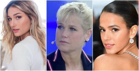 Xuxa, Sasha e Bruna Marquezine