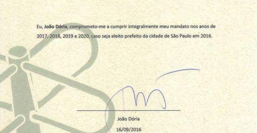 Vaza o áudio dos ataques de Alckimin chamando Dória de traidor