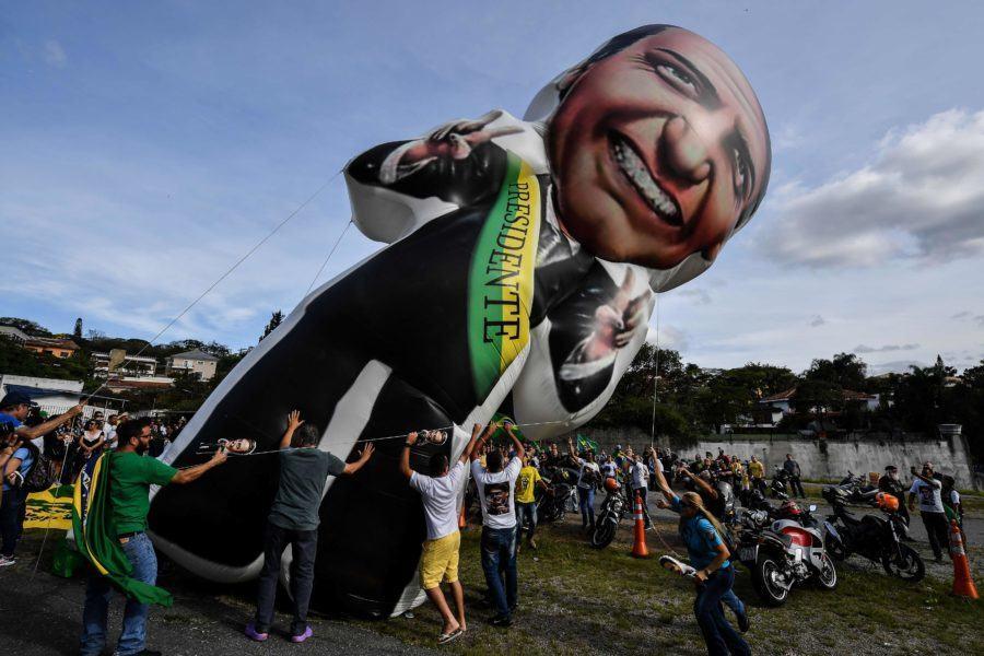 Pesquisa de hoje: 70% já acham que Bolsonaro é o novo presidente
