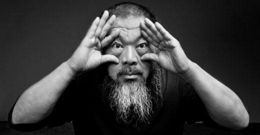 Ai Weiwei e Michelangelo Pistoletto participam de bate-papo
