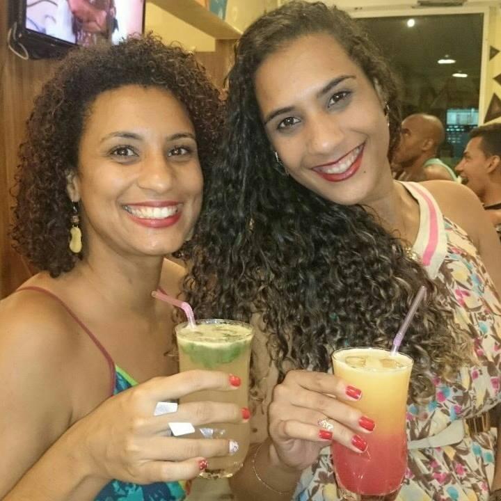 Marielle e Anielle Franco
