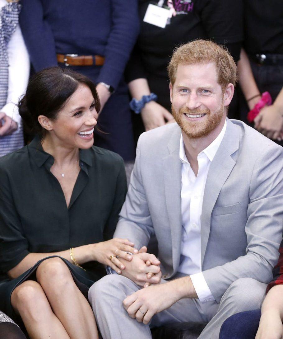 bebê real meghan markle príncipe harry
