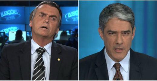 Folha de S.Paulo rebate acusações de Bolsonaro no Jornal Nacional
