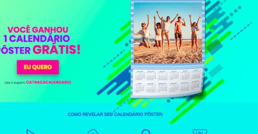 Grátis: mande uma foto e te enviamos um calendário de 2019