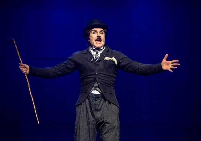 'Chaplin, o Musical'