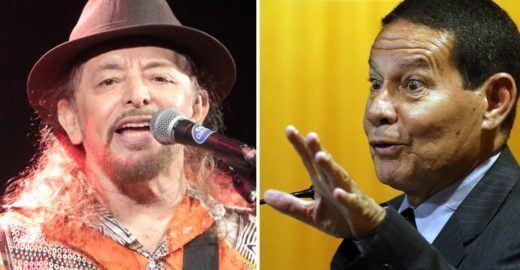 Fake news: Haddad acusou Mourão, vice de Bolsonaro, de torturador