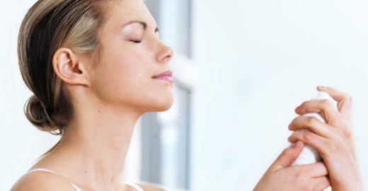 Aprenda como fazer água termal em casa e use na pele e no cabelo