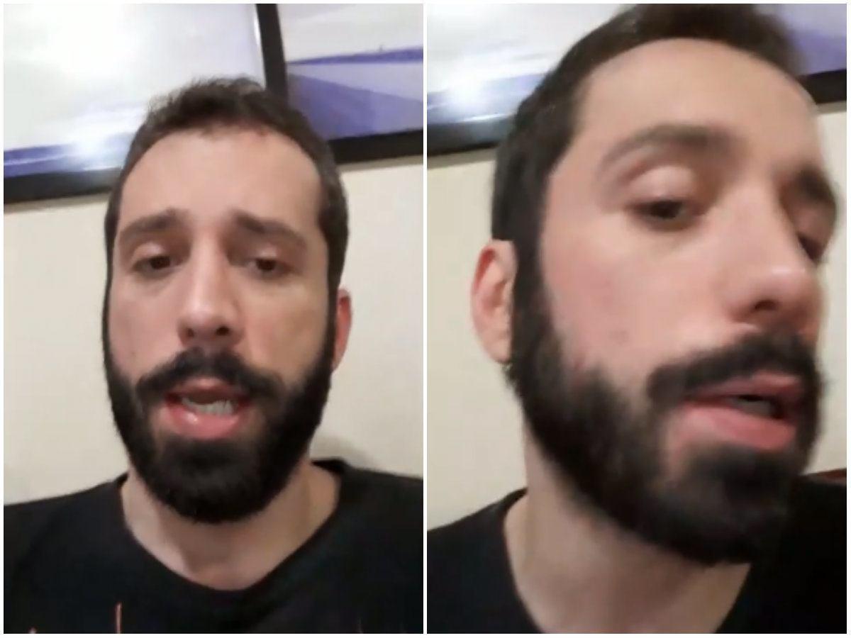"""Foto da matéria """"Candidato do PSOL a deputado estadual em SP é agredido na rua"""""""