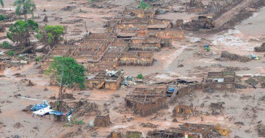 45 barragens estão sob ameaça de desabamento, diz relatório