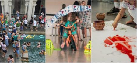 dia das crianças no Rio