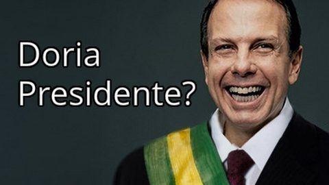 Opinião: Dória já é candidato a presidente da República