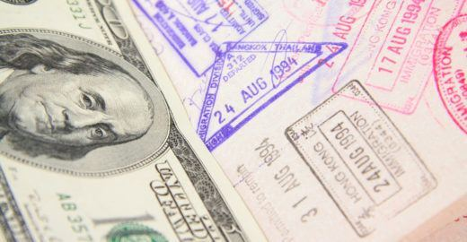 Isenção de vistos para turistas dos EUA e de 3 países já está valendo