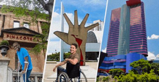 Roteiro cultural para pessoas com deficiência física em SP