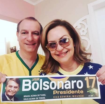 Zeiva Buchmann Kéfera Bolsonaro Ciro Gomes
