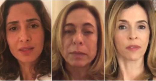Famosos cobram TSE sobre 'Caixa 2 de Bolsonaro' nas redes sociais