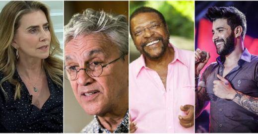 Ciro, Haddad, Bolsonaro: Famosos revelam voto para presidente