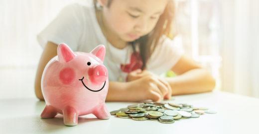 Finanças para crianças: ensine o valor do dinheiro para seu filho