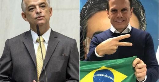 João Doria é eleito governador de São Paulo