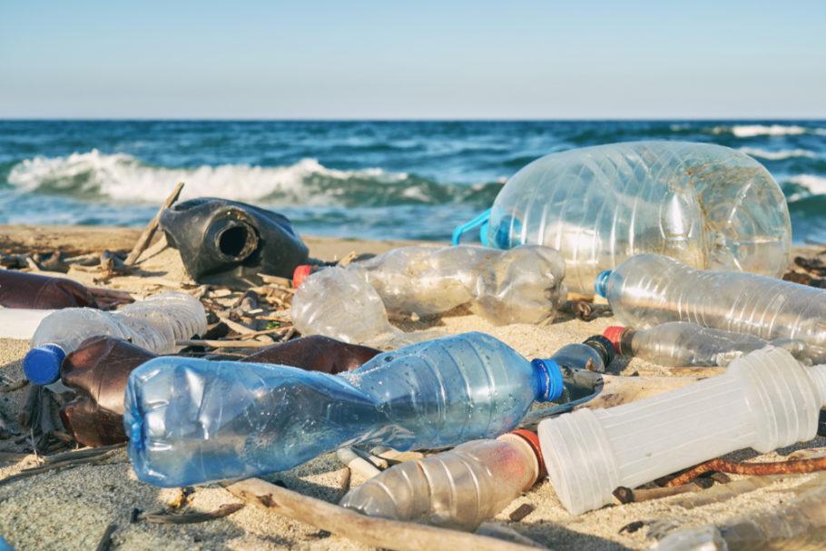 Embalagens de plástico demoram séculos para desaparecer na natureza