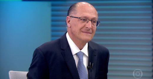 Geraldo Alckmin vai para o banco dos réus