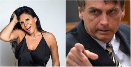 Gretchen Jair Bolsonaro