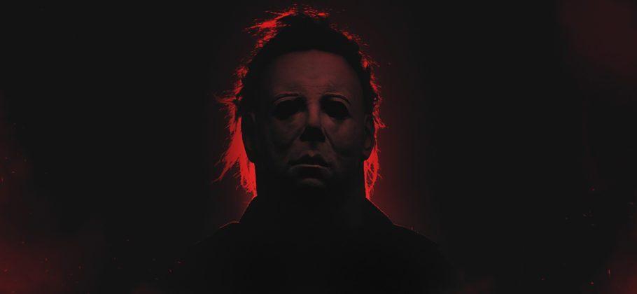 Personagem Michael Myers em cena do novo Halloween