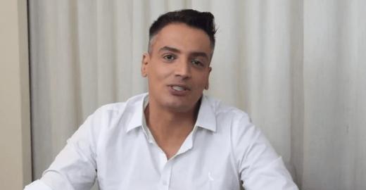 Leo Dias fala sobre efeitos do tratamento contra vício em cocaína