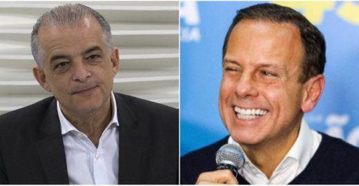 Márcio França comenta suposto vídeo íntimo de João Doria