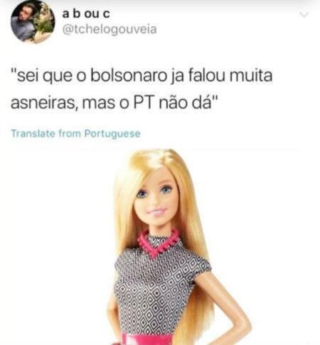 barbie twitter pt
