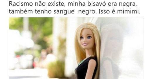 Memes da Barbie provocam eleitores preconceituosos nas redes