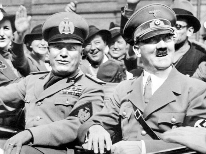 Fascismo no século XX - Itália e Alemanha
