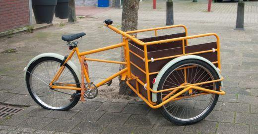 Plataforma seleciona negócios com bicicleta para apoiar