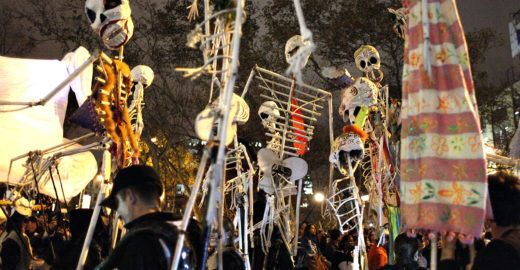 Nova York terá festas de Halloween nos cinco distritos