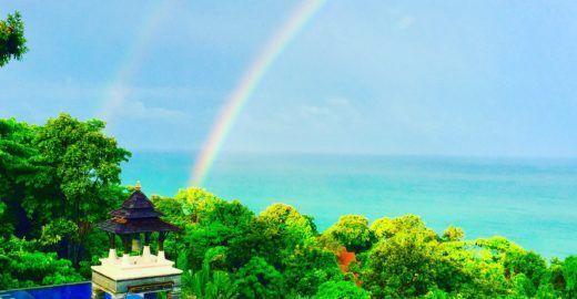 Todos os tons da belíssima e romântica Tailândia