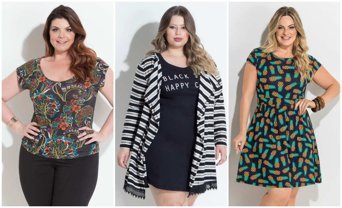 fc25832f5574 Roupas plus size: compre looks da moda com preços camaradas