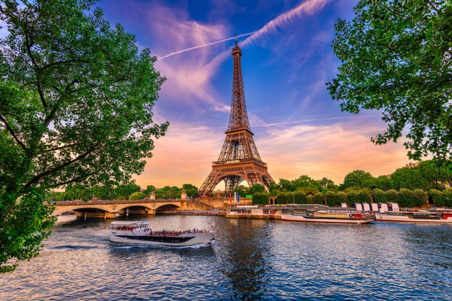 Paris, Torre Eiffel