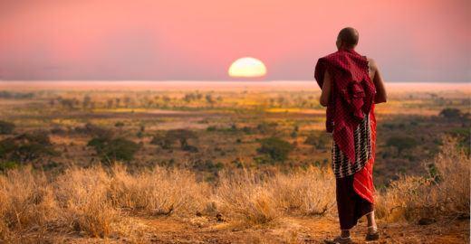 Tanzânia é destino de contemplação de vida selvagem