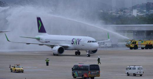Empresa chilena promete voos a US$ 50 na estreia no Brasil