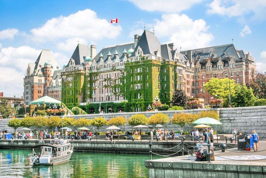 Victoria, Columbia Britânica
