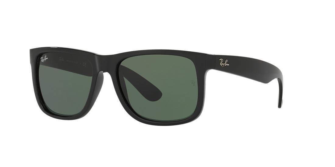 972afaedf Crédito: Ray-BanOs óculos de sol Justin RB4165L são arrojados, divertidos e  inesquecíveis. Inspirado nos icônicos óculos de sol Wayfarer, este estilo  foi ...
