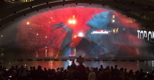 Toronto tem festa gratuita com 12h de arte na noite