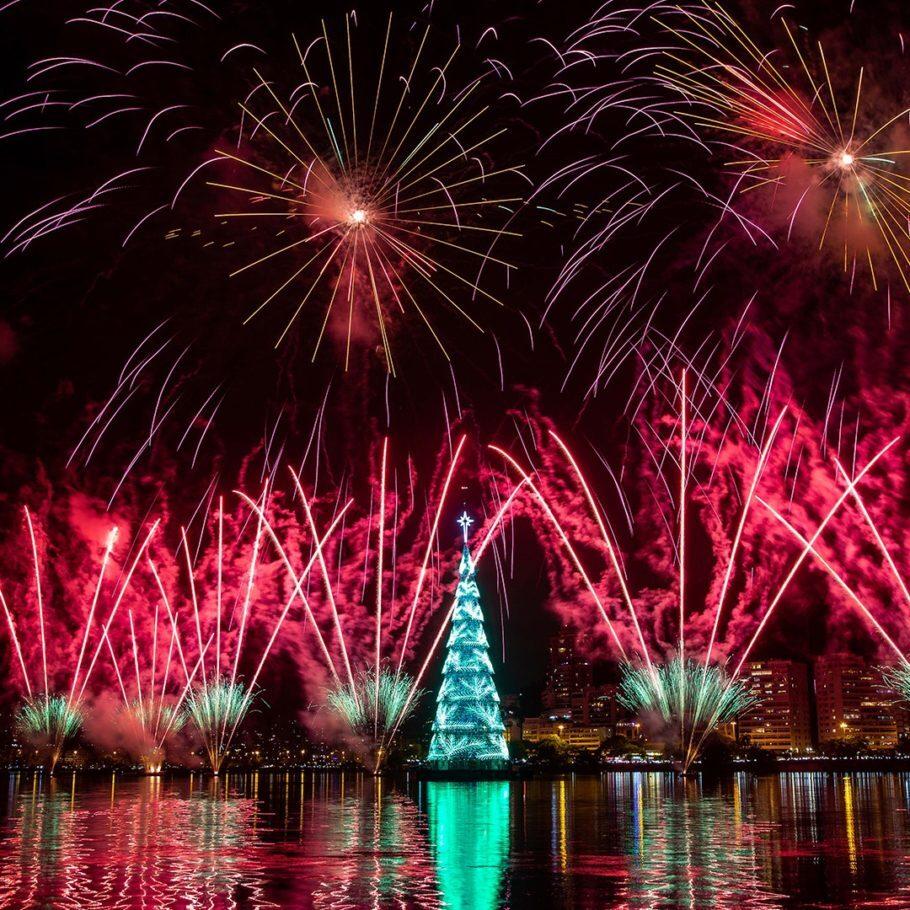 Inauguração da Árvore do Rio 2019