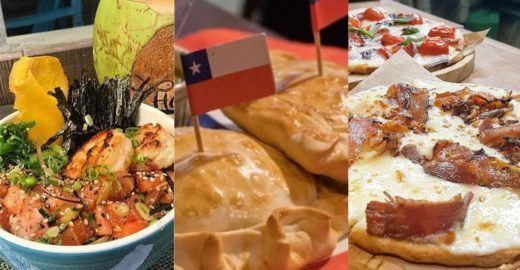 Baixa Gastronomia Week H2OH!: uma volta ao mundo sem sair de SP