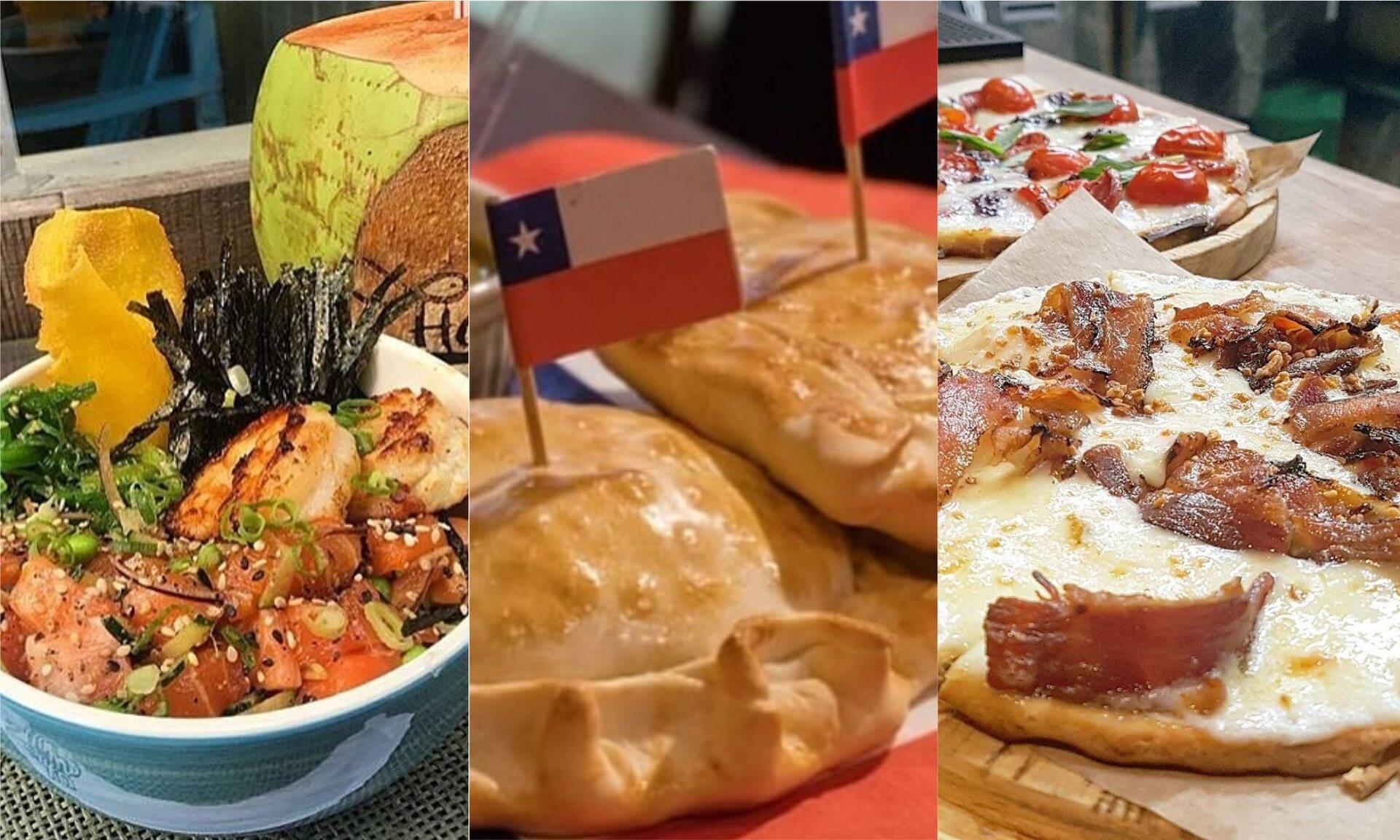 Baixa Gastronomia Week H2OH!