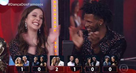 "Bia Arantes ""Dança dos Famosos"""