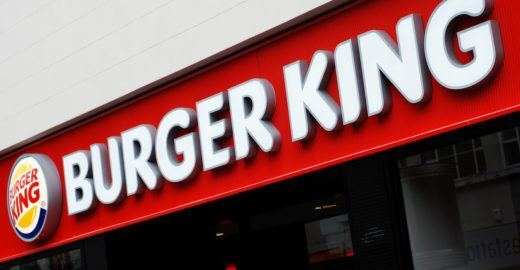 Black Friday: 3 lanchões por R$ 15 no Burger King