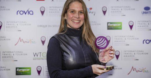 Blog sobre turismo sustentável dá prêmio internacional a carioca